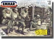 Emhar Models  1/72 American Doughboys Infantry WWI  EMH7209