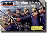 Emhar Models  1/72 Prussian Infantry Franco Prussian War 1870-71 EMH7213