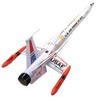 Interceptor Model Rocket Kit (Skill Level 2) (Re-Issue) #EST1250