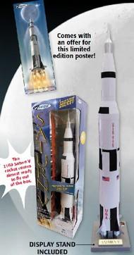 RTF Apollo II Saturn V Model Rocket Commemorative Edition #EST2160