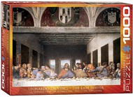 EUROGRAPHICS PUZZLES   N/A The Last Supper Puzzle (1000pc) ERG61320