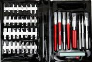Excel Knives   Knife Super Deluxe Knife Set EXL44200