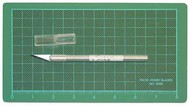 "Excel Knives   Knife 5.5""x9"" Self-Healing Cutting Mat & #1 Knife w/Cap EXL90003"