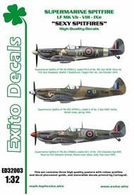 Sexy Spitfires #EXED32003