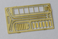 F4 Models  1/72 Douglas A-4 Skyhawk Boarding Ladder (designed to be used with Airfix, Fujimi and Hasegawa kits)[A-4B A-4P A-4F A-4E OA-4M A-4C A-4D] F4M7014