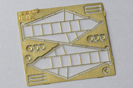 F4 Models  1/72 North-American RA-5C Vigilante Boarding Ladder Set (designed to be used with Airfix, Hasegawa and Trumpeter kits) F4M7031