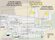 FCM Decals  1/32 WWII swastikas FCMS