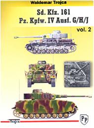 JJ Fedorowicz Publishing   N/A Sd.Kfz.161 Pz.Kpw.IV Ausf.G/H/J Vol.1 FP073
