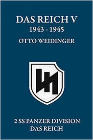 JJ Fedorowicz Publishing   N/A Das Reich Vol.V 1943-45 2.SS Panzer Division FP092