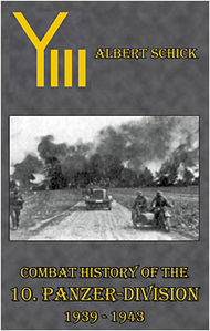 JJ Fedorowicz Publishing   N/A Combat History of the 10. Panzer Division 1939-43 FP094