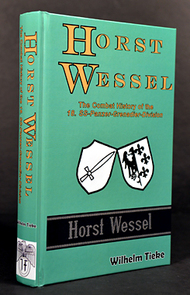 JJ Fedorowicz Publishing   N/A HORST WESSEL: The Combat History of the 18.SS-Panzer-Grenadier-Division FP099
