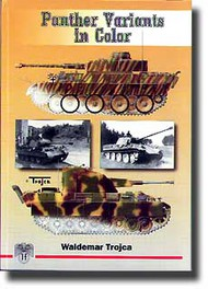 JJ Fedorowicz Publishing   N/A Panther Variants in Color JJF068