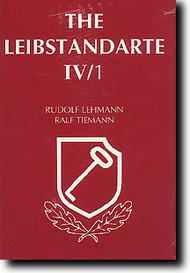 JJ Fedorowicz Publishing   N/A The Leibstandarte IV/1 JJF016