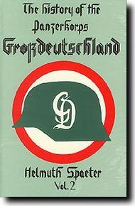 JJ Fedorowicz Publishing   N/A The History of Panzerkorps Grossdeutschland II JJF027