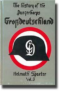 JJ Fedorowicz Publishing   N/A The History of Panzerkorps Grossdeutschland III JJF050