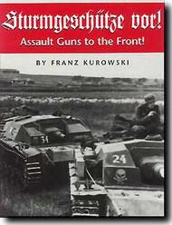 JJ Fedorowicz Publishing   N/A Sturmgeschutze Vor! Assault Guns to the Front! JJF045