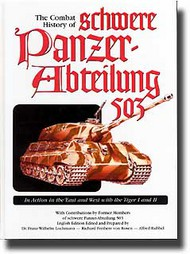 JJ Fedorowicz Publishing   N/A Schwere Panzer Abteilung 503 JJF046