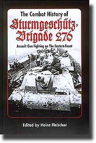 JJ Fedorowicz Publishing   N/A The Combat History of Sturmgeschutz Brigade 276 JJF054