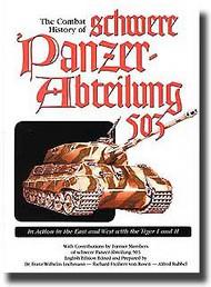 JJ Fedorowicz Publishing   N/A Combat History of schwere Pzr Abt 503 JJF055