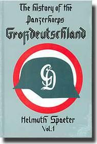 JJ Fedorowicz Publishing   N/A The History of the Panzerkorps Grossdeutschland 1 JJF012