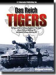 "JJ Fedorowicz Publishing   N/A ""Das Reich"" Tigers JJF079"