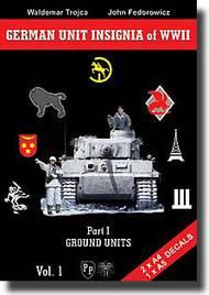 JJ Fedorowicz Publishing   N/A German Unit Insigna of WW II JJF089