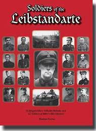 JJ Fedorowicz Publishing   N/A Soldiers of the Leibstandarte JJF091
