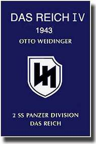 JJ Fedorowicz Publishing   N/A Das Reich Vol. 4 1943: The History of the 2. SS-Panzer-Division JJF094