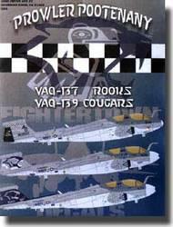 Fightertown Decals  1/48 Prowler Pootenany EA-6Bs VAQ-137 & VAQ-139 FTD48039