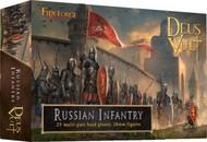 Fireforge Games  28mm Deus Vult Medieval Russian Infantry (25) FIFG10