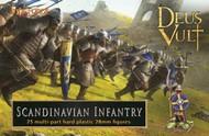 Fireforge Games  28mm Deus Vult Scandinavian Infantry (25) FIFG12