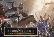 Fireforge Games  28mm Albion's Knights (12 Mounted) FIFG14