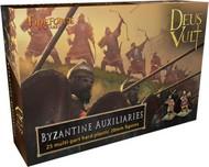 Fireforge Games  28mm Deus Vult Byzantine Auxiliaries (25) FIFG16