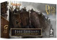 Fireforge Games  28mm Deus Vult Foot Sergeants (48) FIFG4