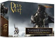 Fireforge Games  28mm Deus Vult Teutonic Infantry (24) FIFG5