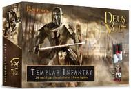 Fireforge Games  28mm Deus Vult Templar Infantry (24) FIFG6