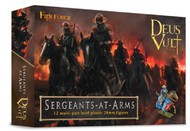 Fireforge Games  28mm Deus Vult Sergeants at Arms (12 Mtd) FIFG7