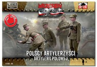 FIRST TO FIGHT MODELS  1/72 WWII Polish Gunners (16) FRF55