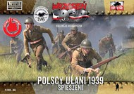 Polish Uhlans on foot 1939 (WWII) #FRF66