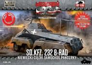 Sd.Kfz.232 8-Rad German Heavy Armoured Car #FRF70