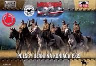 Polish Uhlans on horseback 1939 FRF71