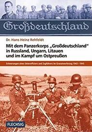 Flechsig Verlag   N/A Collection - Mit dem Panzerkorps 'GroBdeutschland' in Russland, Ungarn, Litauen, und im Kampf um OstpreuBen FLV7815