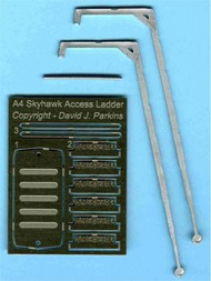 Flightpath UK  1/32 Douglas A-4E Skyhawk Access Ladder (designed to be used with Hasegawa kits) FHGS3238