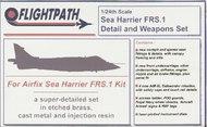 Flightpath UK  1/24 BAe Sea Harrier FRS.1 Detail set FHP24005