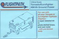 Flightpath UK  1/32 Tornado/Eurofighter 48kVA Ground Power unit (etched and metal parts) (designed to be used with Revell and Trumpeter kits) FHP32051