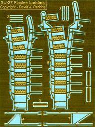 Flightpath UK  1/48 Sukhoi Su-27 Flanker Ladders - Any Kit FHP48211