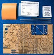 Flightpath UK  1/72 Airfield Dispersal Set This kit contains a wide selection of accessories ideal for those modelling a WWII airfield dispersal area, including a work platform, tower ladder, two six-rung folding ladders, a superb wind sock, Air Ministry warning sign, hard s FHP7201A