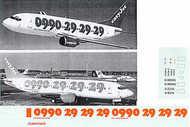 Flightpath USA  1/200 Boeing 737-300 EASY JET G-MONG/-EZYAPhone 0990292929 FPA20209