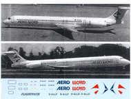 Flightpath USA  1/200 McDonnell-Douglas MD-80 Aerolloyd current scheme FPA20251
