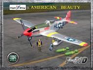 "Flight Wing  1/18 WWII USAF, 31st Fighter Group ""American Beauty"" FLT-FW001A"